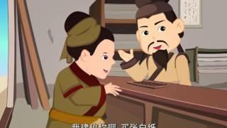 节庆篇中华传统故事 05 春联故事之明太祖题春联