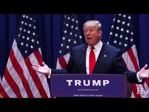 Every time Donald Trump has said China