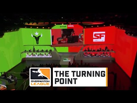 San Francisco Shock | The Turning Point | Overwatch League
