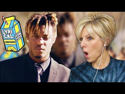 Mom REACTS to Juice WRLD - Robbery (Dir. by @ ColeBennett )