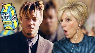 Mom REACTS to Juice WRLD - Robbery (Dir. by @_ColeBennett_)