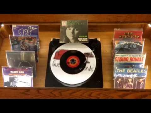 "Linda Ronstadt, ""Rescue Me"" .  1973"
