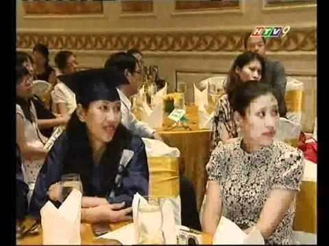CFVG MBA Epas accreditation and graduation ceremony HCMC, Vietnam-2011