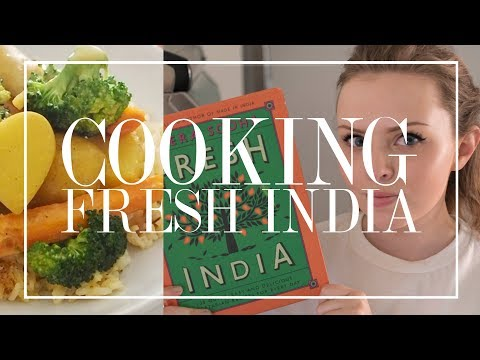 Cook&Chat: Fresh India Vegetable Istoo + Favorite Foods | The Book Castle | 2018