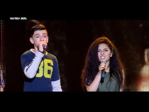 X-Factor4 Armenia-Gala Show 6-Khmbakayin/Jessie J-Flashlight 26.03.2017