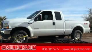 Sell your Junk Car! 888 Junk Cars - Arizona