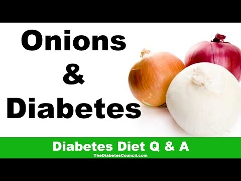 Are Onions Good For Diabetes?
