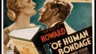 CAUTIVO DEL DESEO (Of Human Bondage, 1934, Full Movie, Spanish, Cinetel)