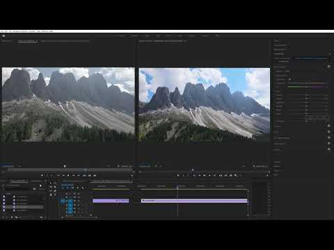 Adobe Premiere Pro 2020 Timeline Issue