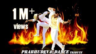 PrabhuDeva Dance Tribute Michael Jackson IIFA Dance Kings Of Dance Dancing Icon Ft. Ginesh Pd