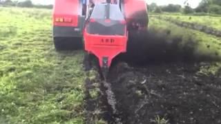 Scorpion 500 land drainage machine