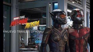 Ant-Man y la Avispa de Marvel | Nuevo Tráiler Oficial en español | HD