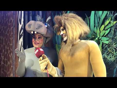 Madagascar El Musical - EDM RADIO