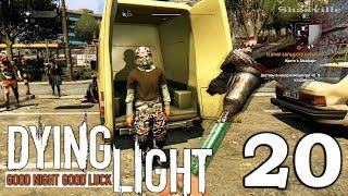 Dying Light (PS4) Прохождение игры #20: Полночная невеста