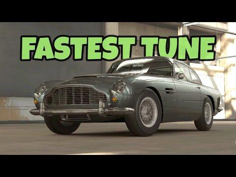 CSR2 Aston Martin DB5 No-Stars Tune