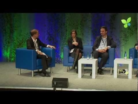ECO12 Berlin Panel: Climate-KIC European Incubator Network