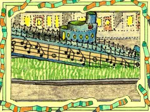 The Strange Dreams of Philip Carey - Pt.9 - Dream_No115-Sinking_Submarine
