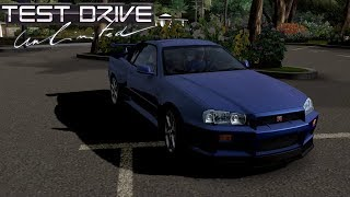 Test Drive Unlimited (PC) - Part #2 - Japanese Parts