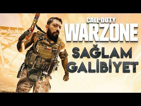 SAĞLAM GALİBİYET !!   Call Of Duty Warzone W/ H1vezZz & Bosluk