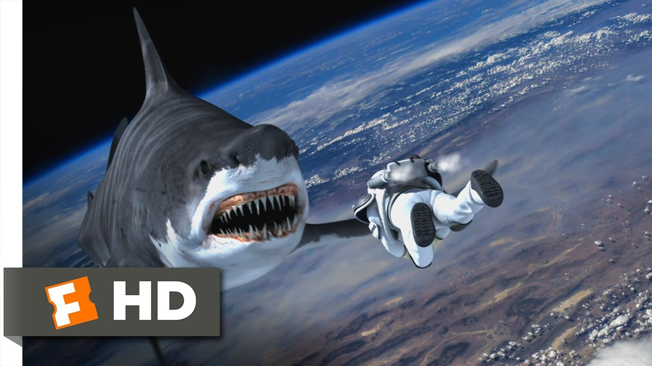 Lessons learned from studying syfys extended shark movie universe the ringer