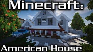 DakrCraft:American House (by Trampolinebounce)