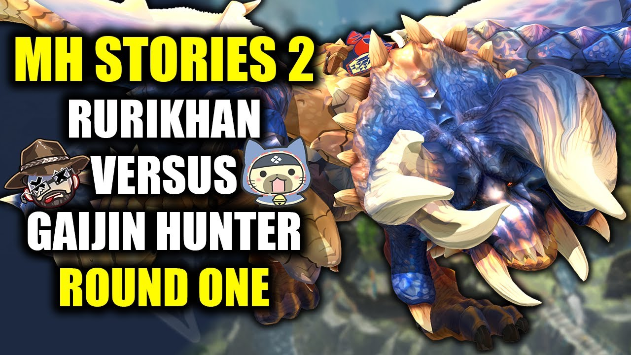 Monster Hunter Stories 2 | Rurikhan VS @gaijin hunter | Round One