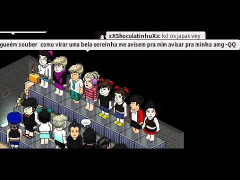 Os japas mais famosos do hapixel - YouTube