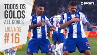 Todos os golos da Jornada (Liga 18/19 #16)