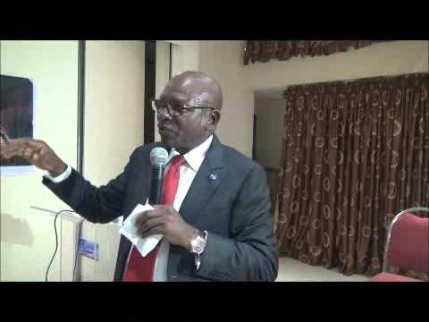 MD speaks about Non Oil Export Potential in Nigeria for and