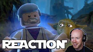 LEGO Star Wars: The Skywalker Saga - Reaction
