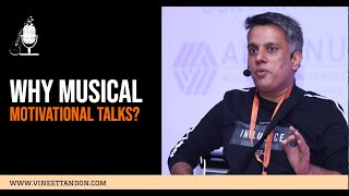 Why Musical Motivational Talks?