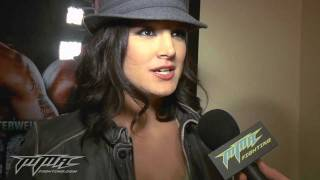 Gina Carano on MMA Hiatus and Future,