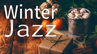 Winter Coffee JAZZ - Smooth Saxophone Jazz - Relaxing Jazz Music For Winter Mood