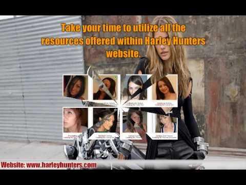 Harley Hunters Biker Personals For Online Dating