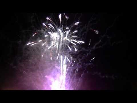HOGUERAS 2012 - VÍDEO 2ª MASCLETÁ NOCTURNA