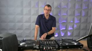 Reloop RMX-90 DVS Talkthrough Video