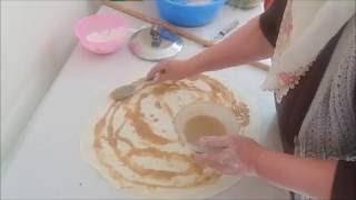 Домашний ВЛОГ. В гостях у турецкой свекрови готовим пироги.