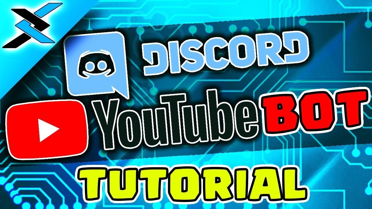 3 EINFACHE Schritte zum Youtube Discord Bot! [TUTORIAL]