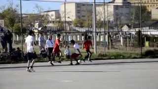 """Futboll për vendin e tretë: Sh M U """"Abaz Ajeti"""" - Lagjja e VIII-të"""