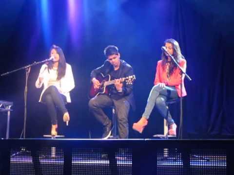 Esti, Nikhita and Eshi's performance at Manchester's Got Talent by ManchesterRag