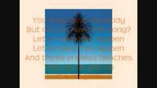 Metronomy - The Bay (lyrics)