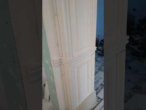 Как приукрасить колонны и ригеля в квартире