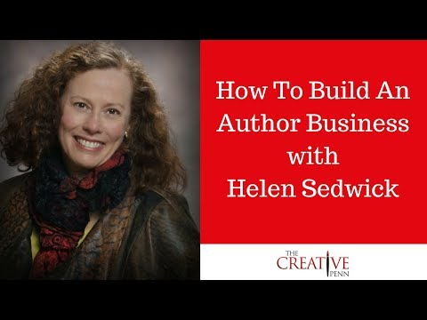 How To Build An Author Business With Helen Sedwick