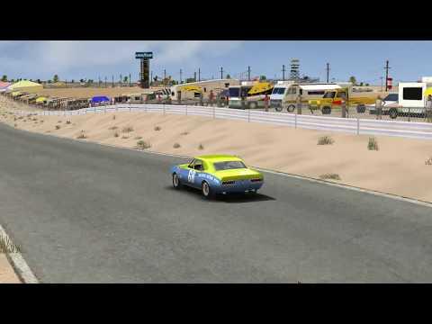 Vintage Trans Am mod @ Riverside Raceway GTR2