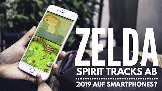Zelda bald auf dem Smartphone? - Andy