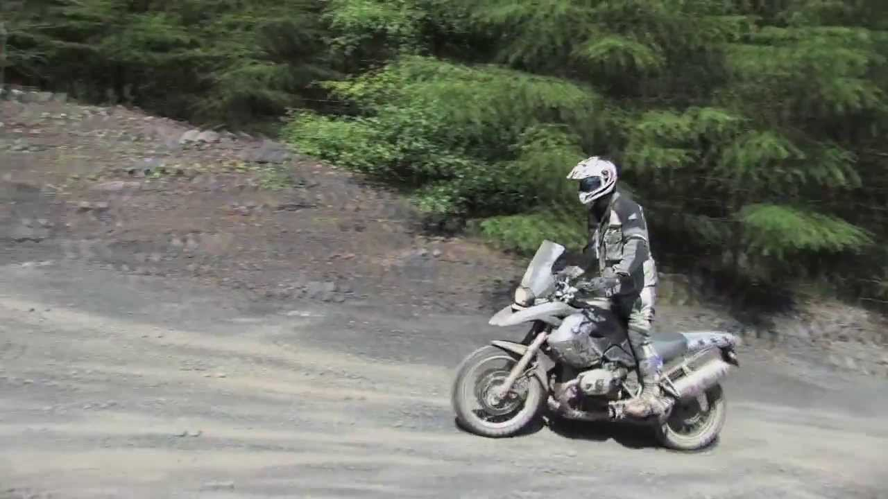 bmw adventure motorcycle off road skills - youtube