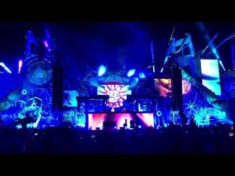 Gammer & Darren styles - edc 2016 - you're my angel