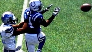 Madden 15 Vs. APF 2k8 - Comparing DB Reactions, Maddens Inability To Simulate Risk Versus Reward