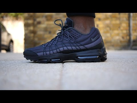 2d98f544 Air Max 95 Ultra SE Review & On Feet - YouTube