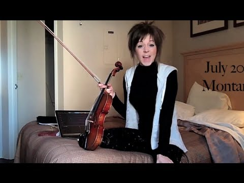 Life on the Road– Lindsey Stirling